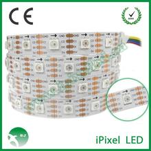 Waterproof 60leds apa102 led pixel strip light dc5v highlight for decoration