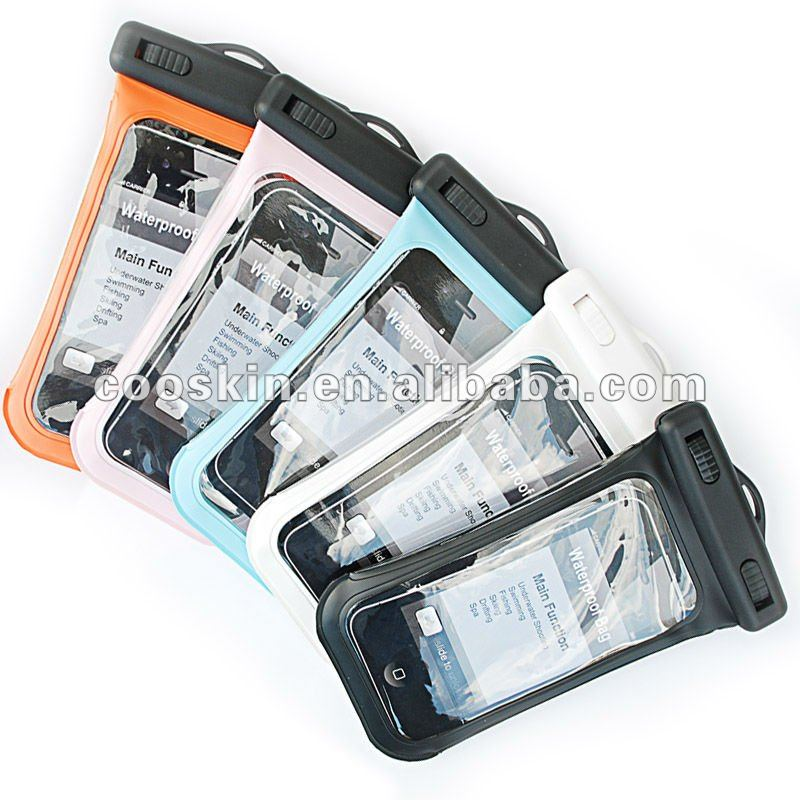 Stylish hiking waterproof case for iphone 5/5S/5C