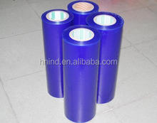 Blue barrier film for dental use