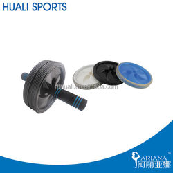 HOT SALE AB abdominal waist workout exercise gym fitness wheel roller wheels
