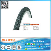 Good MTB bicycle tyre color tires from Hebei China bike tyre manufacturer