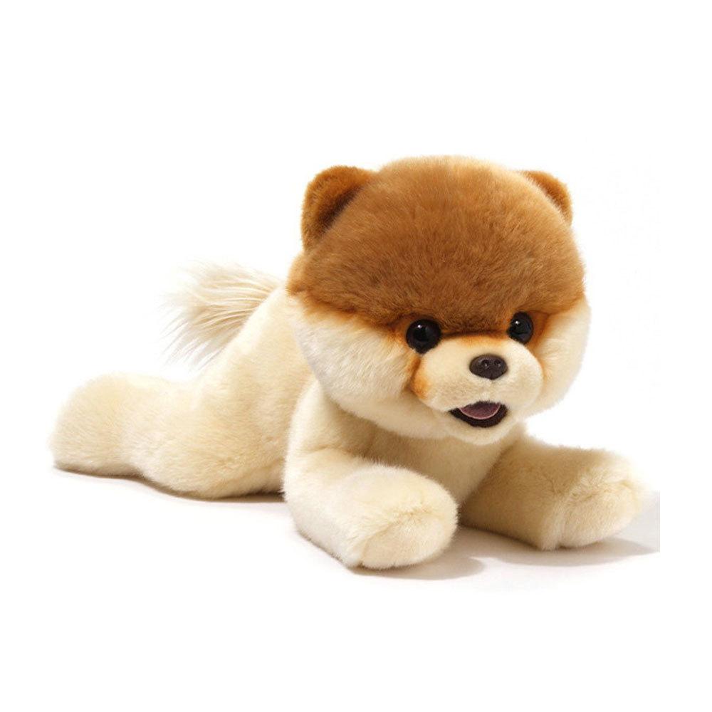 le monde de plus mignon boo animal en peluche chien en. Black Bedroom Furniture Sets. Home Design Ideas