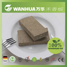 2014 New product/green and E0 grade 5mm mdf board for furniture back
