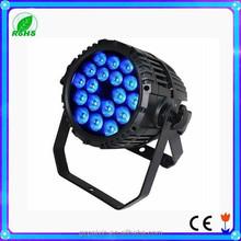 Waterproof 18*10W RGBW 4 in 1 led par 64 Stage light disco light