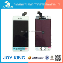 AAA grade for Apple iPhone 5 LCD screen with digitizer assembly unlock