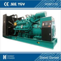 1000kVA 3 Phase AC Permanent Magnet Synchronous Generator