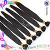 AoFa hair factory 6A grade wholesale 100% unprocessed peruvian virgin straight hair