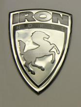 Accept OEM order car badge adhesive car emblem