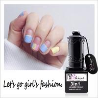 Y-Shine OEM UV / LED Soak Off / Peel Off Gel Polish Nail Polish Nail Kits Nail Arts Design Nail Salon