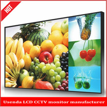 1080p 15 inch computer pc baby touch screen lcd monitor with DVI