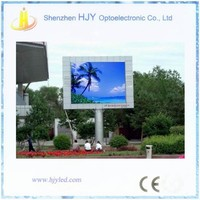 wholesale alibaba p16 full color solar power outdoor led sign made in china