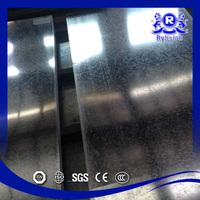 14 Gauge Galvanized Steel Sheet Metal Standard Sheet Size From China Professional Manufacturer