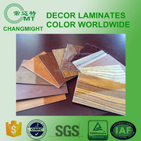 Post forming Hpl/Formica board/Hpl laminated sheet manufacture