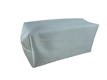 white cosmetic bag with mirror / New Design Toilet Bag / Makeup Bags Custom for Promotion