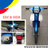 Best EEC cub motorcycle with moped frame moped price in china
