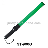 Green Reflective Traffic Wand Flashlight ST-900G
