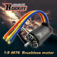 big speed rc motor 1350 kv for 1/8 hobby car
