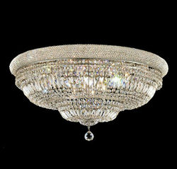 Fancy modern crystal ceiling light covers