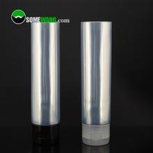 Excellent!!! customized shiny metalized aluminium laminated cream tube,glossy silver tube
