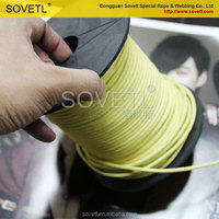 substitute for steel wire / kevlar string / kevlar cord from China manufacturers