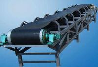 Best selling anti-wear cotton fabric pattern conveyor belt / endless conveyor belts