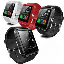 2015 New Smart Bluetooth Watch Wrist Watch Bluetooth Cheapest U8 Smart watch U8
