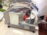 Commercial vegetable tomato easy cutter /tomato slicer