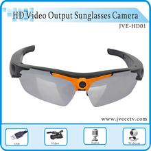 Mini DV wireless Sunglasses DVR Video Camera Audio Recorder HD1280*720P 4GB-32GB Optional HD01