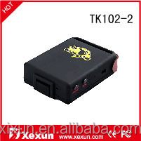 Original XeXun TK102-2 Person/Car GPS Tracker Battery Long Life with 11000mAh Extra Battery