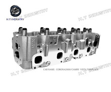 11101-64060 Engine parts Toyota 2C completed Cylinder Head