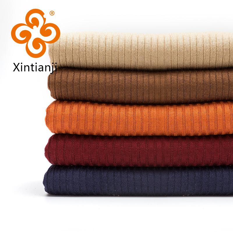 Вискоза, Шерсть трикотажные ткани сочетаются с анти-пиллинг акрил 200gsm