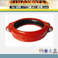 Dn25-300 JIS Grooved Rigid Coupling