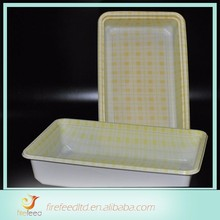 Hot Selling Party Decoration corrugated plastic mail trays