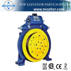 Montanari Traction Machine for commercial elevators