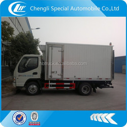 used refrigerated van and truck