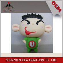Figurilla de personaje de dibujos animados vendida al por mayor