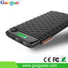2016 New Fashion Ultra Thin Portable Power Bank 10000mAh for Samsum Galaxy S5