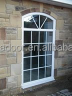 style windows with grills design for homes from china manufacturer