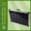 G&P Foldable Mono solar panel 140W with PMW or MPPT controller