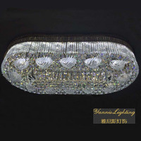 luxury lamp , crsytal chandelier lighting classic large pendant lamp for lobby