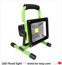 Hot Portary 10W Portable Rechargeable LED Flood Light Emergency 2 Years Warranty