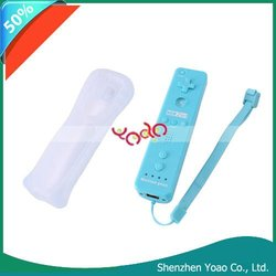 For Wii Remote Plus (Built-In Motion Plus)
