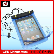 7 inch 8 inch Waterproof Pouch Sleeve Case Protection Skin Bag For Apple iPad Mini Tablet