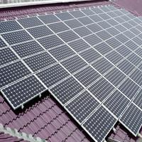 PV Solar Panel Rack For Tile Roof Solar Bracket