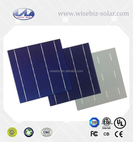 4W Polycrystalline Solar Cell with tabbing wire for Solar Panel