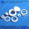customized high quality ptfe seals parts teflon machining sealing components with excellent performance wide applications