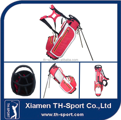 Fashional double strap ladies golf stand bag