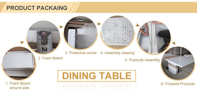 나무 식당 가구 식탁 세트--상품 ID:60413379555-korean.alibaba.com