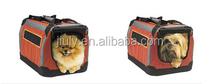 Comfortable Pet Carrier Soft Sided Dog Carrier Portable Dog Travel Carrier