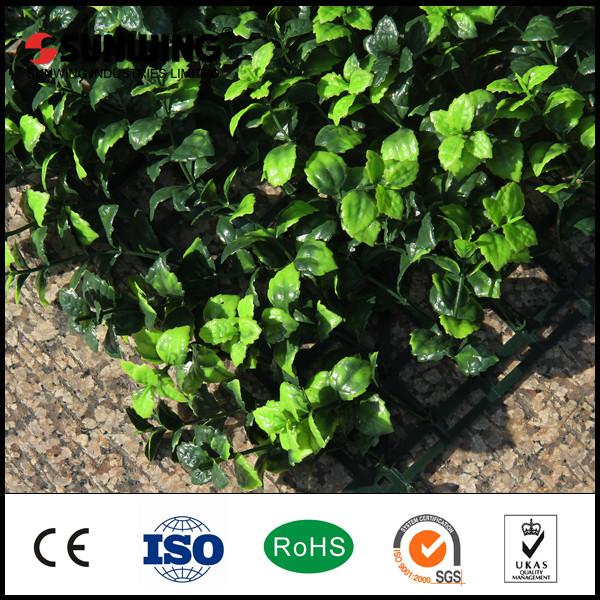 중국 정원 장식 pvc 관목 인공 잔디 벽 디자인-인공적인 관목-상품 ...